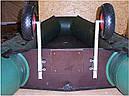 Транцевые колеса BVS КТ400 base, фото 5