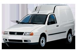 Защита двигателя и КПП для Volkswagen (Фольксваген) Caddy 1996-2004
