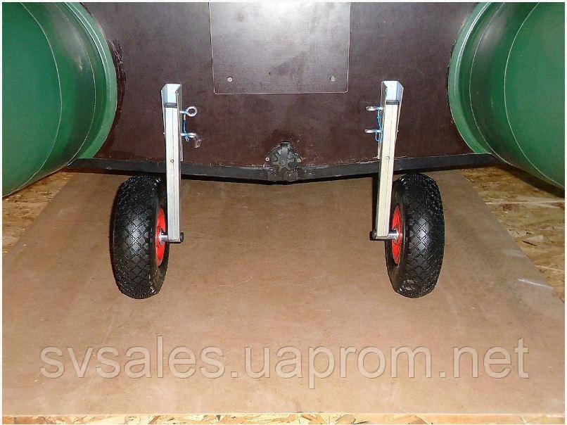Транцевые колеса BVS КТ270 base