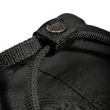 Модный рюкзак сумка канкен Fjallraven Kanken classic 16 черный женский, для девочки подростка, фото 7