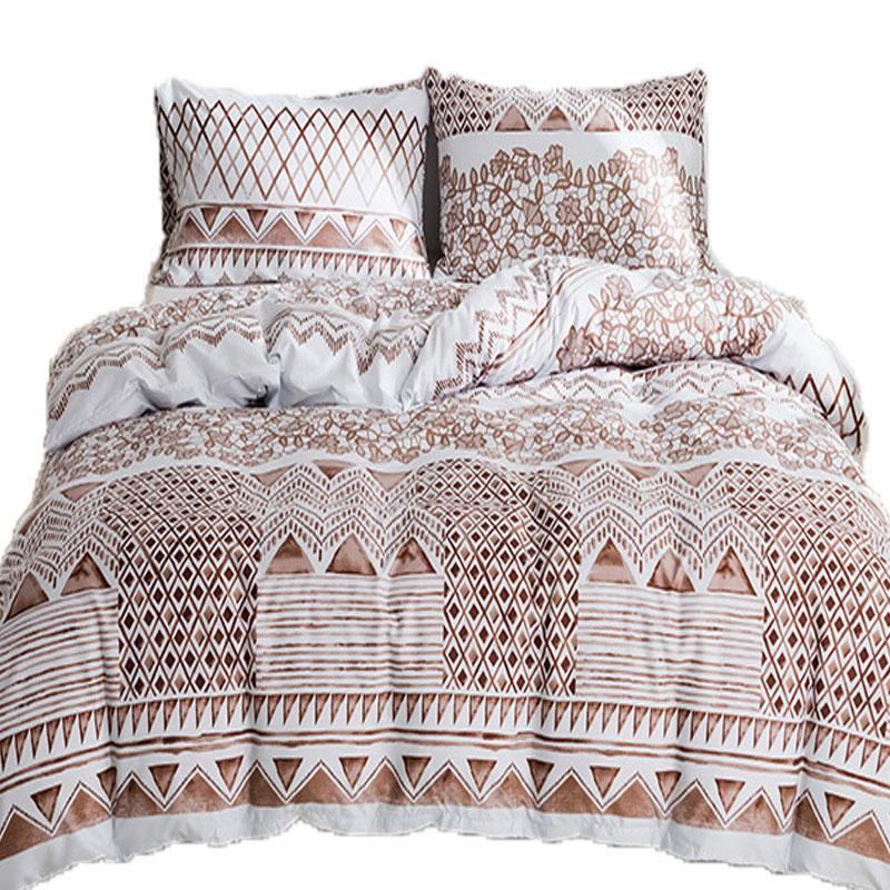 Турмалиновое шелковое постельное белье с серебряной нитью Вековой Восток