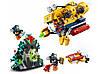 Lego City Океан Исследовательская Подводная Лодка, фото 7