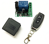 Модуль дистанционного управления 1 канал 433Мгц 12В тип2, фото 2