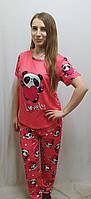 Пижама с брюками бамбук 543, фото 1