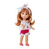 Кукла Berjuan Люси в костюме 22 см, фото 2