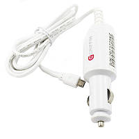 Автомобильное зарядное устройство (АЗУ) Griffin GPS 2в1 (2.1A, Micro-USB, 1.5 метра)