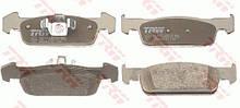 Тормозные колодки передние DACIA Logan 2012- / Sandero 2012- / RENAULT Logan 2013- TRW