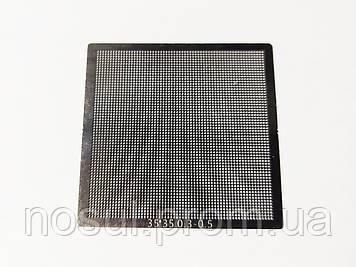 BGA шаблоны 35*35 мм 0.3-0.5 mm (универсальный) трафареты шаблоны для реболла реболинг набор восстановление па