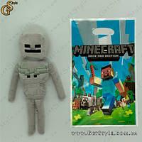 """Игрушка Скелет из Minecraft - """"Skeleton"""" - 24 см с пакетом, фото 1"""