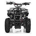 "Детский квадроцикл ""PROFI"" HB-EATV 800N-2(MP3) V3, черный, фото 3"