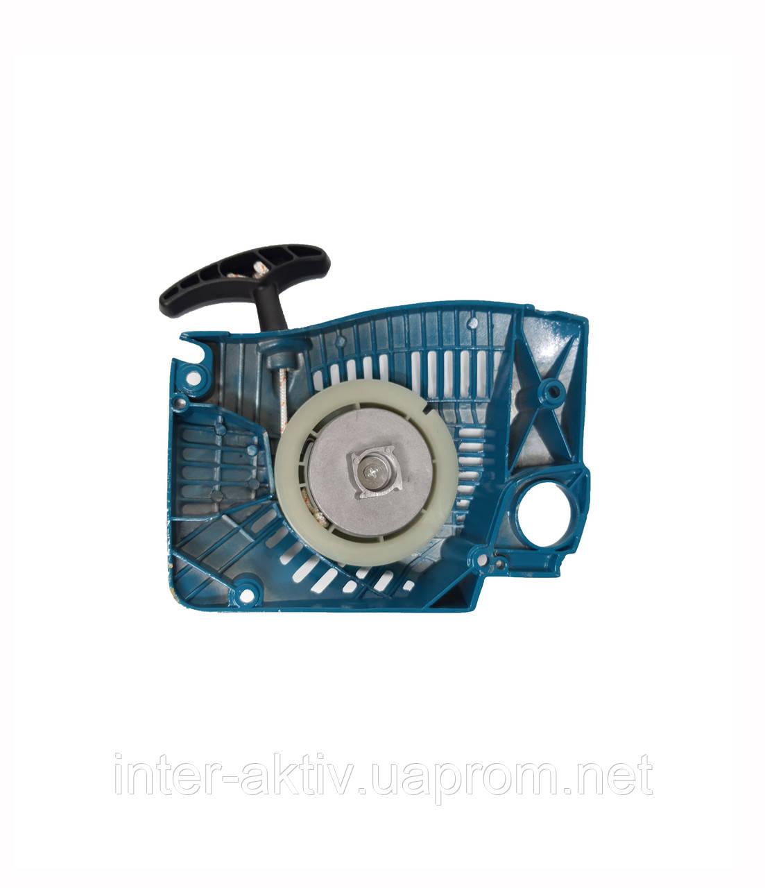 Стартер в сборе для бензопилы металл п/п Craft-tec 5800