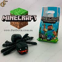 "Детеныш Пещерного паука из Minecraft - ""Spider Baby"" - 15 х 18 см с пакетом"