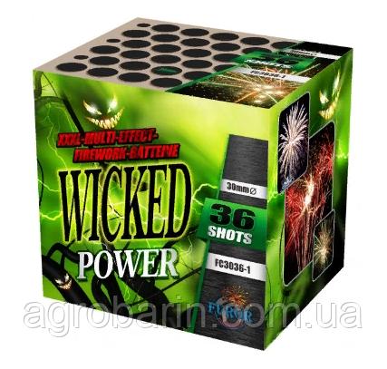 Салютна установка FUROR «Wicked Power» FC3036-1