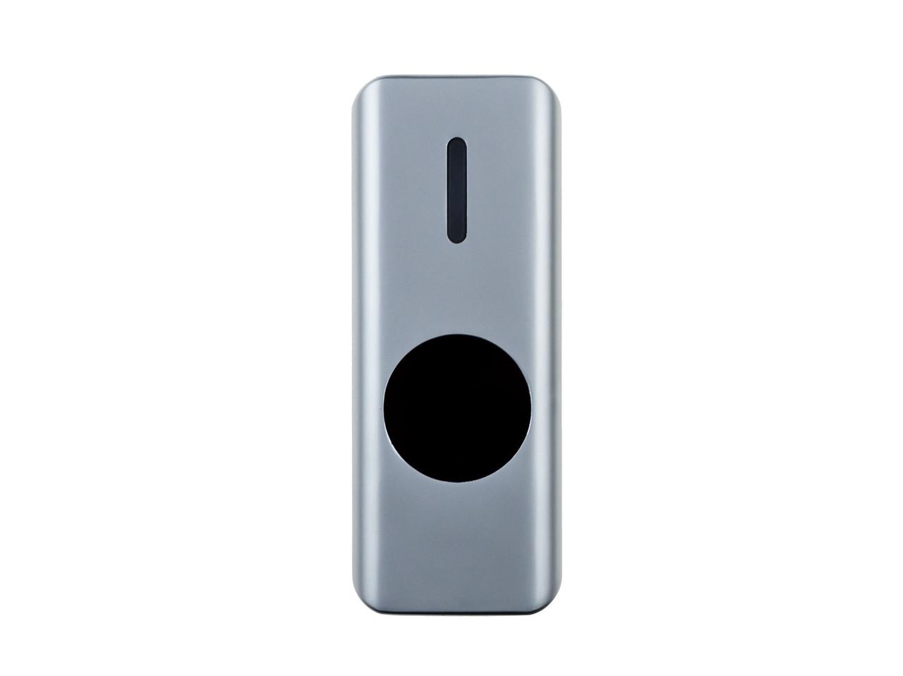 Кнопка выхода бесконтактная металлическая уличная накладная SEVEN K-7497NDW