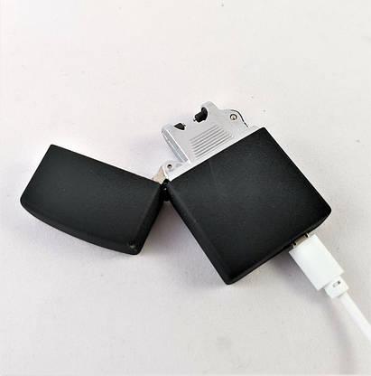 Электроимпульсная USB Зажигалки ZIPPO на Аккумуляторе, фото 3