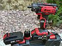 Шуруповерт аккумуляторный Edon AD-21AUN 21 вольт, фото 8