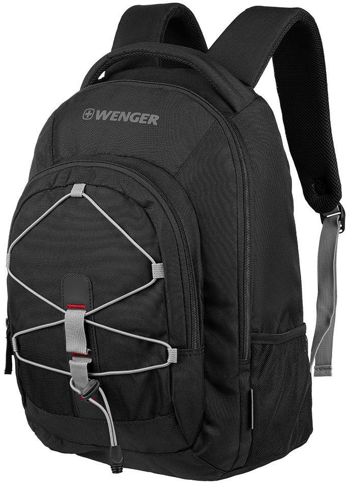 Рюкзак для ноутбука Wenger Mars 16 дюймов черный