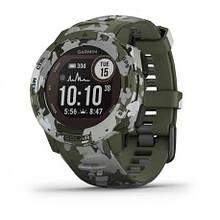 Смарт Часы Smart Watch Garmin Instinct Solar Lichen Camo (010-02293-06)