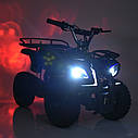 "Детский квадроцикл ""PROFI"" HB-EATV 800N-2(MP3) V3, черный, фото 8"