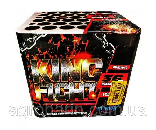Салютная установка King Fight FC3036-4
