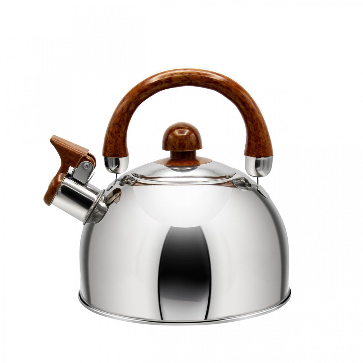 Чайник з нержавіючої сталі Zauberg 2 л ZB001