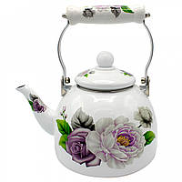 Чайник эмалированный Zauberg 2 л  2/L, фото 1
