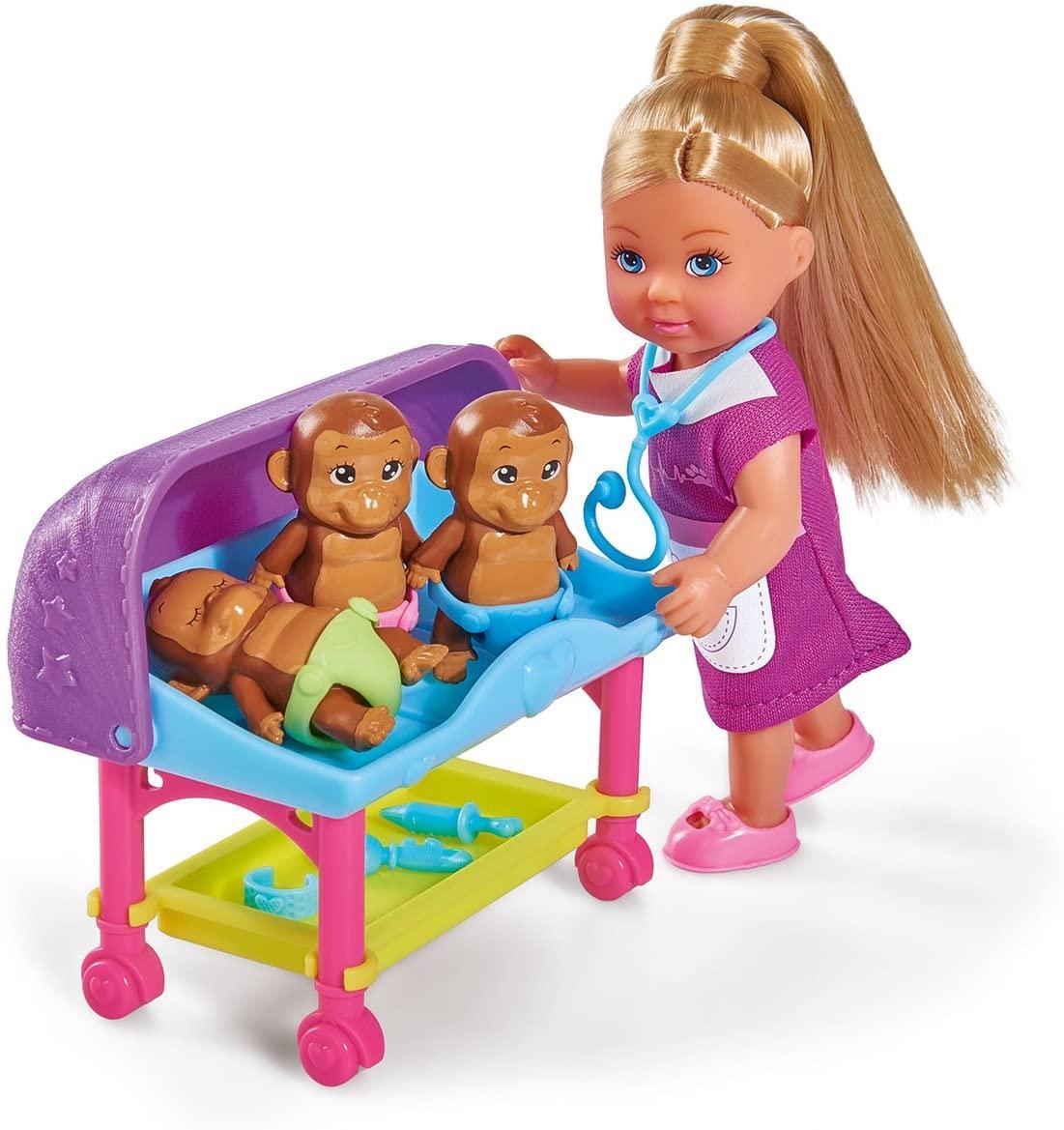 Кукольный набор Эви Ветеринар  Simba 5733073