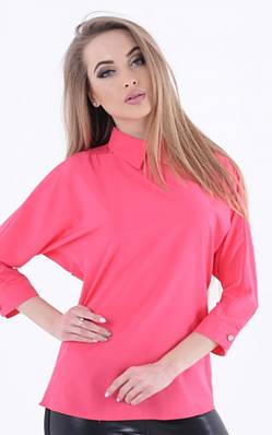 Модная свободная блузка