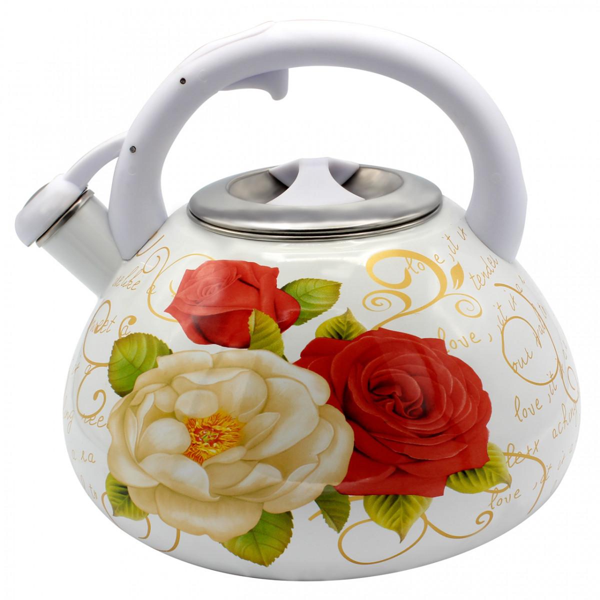 Чайник эмалированный Zauberg 3,2 л 14/L