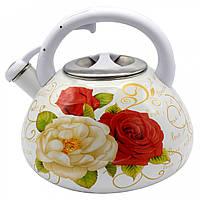 Чайник эмалированный Zauberg 3,2 л 14/L, фото 1