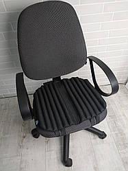 Ортопедична подушка для сидіння EKKOSEAT для офісного і комьютерного крісла