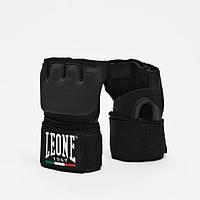 Бинт-перчатка неопреновая (2шт.) Neoprene Black Leone черный