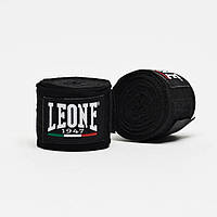 Бинти боксерські Leone Black 3,5 м, фото 1