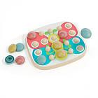 Набор серии Play Bio- Для занятий мозаикой Fantacolor Baby (большие фишки (21 шт.) + доска) 84405-Q, фото 2