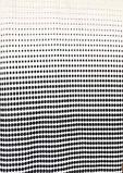 """Шторка для ванной комнаты """"Миранда"""" 180х200 см из полиэстера черно-белая, фото 3"""