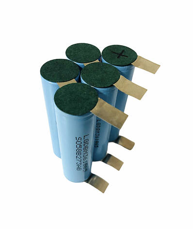 Аккумулятор для пылесоса Philips FC6402 18 V 3600 mAh, фото 2