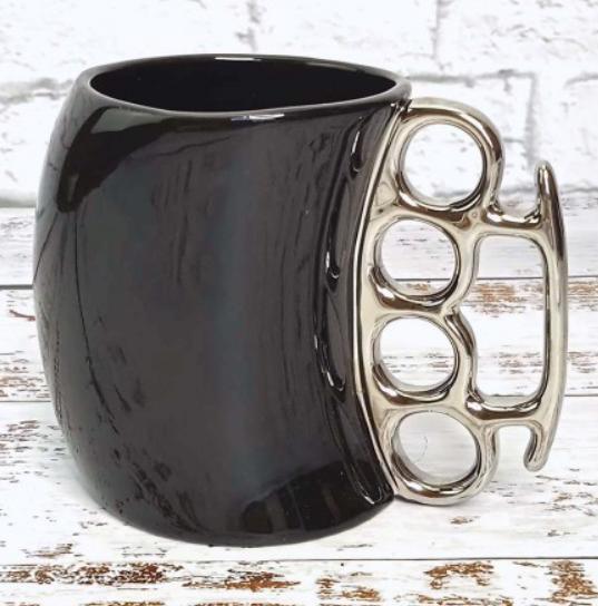 Чашка-кастет выпуклая ABC