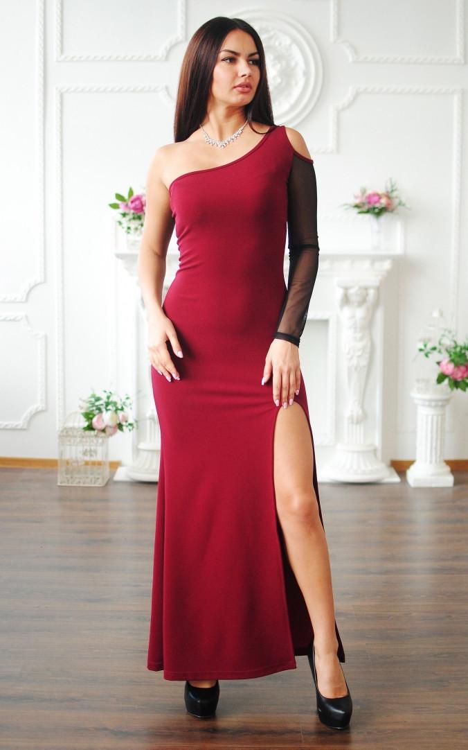 Довге вечірнє плаття