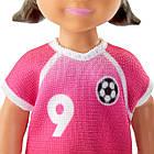 Игровой набор Барби тренер по футболу блондинка, фото 5