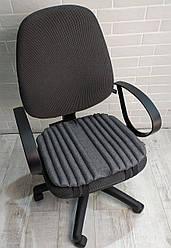 Ортопедичні подушки, накидки EKKOSEAT на офісні і комп'ютерні крісла для сидіння. Універсальні