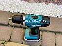 Шуруповерт аккумуляторный Makita DF347DWE 18 вольт, фото 7