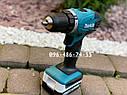 Шуруповерт аккумуляторный Makita DF347DWE 18 вольт, фото 5