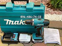 Шуруповерт аккумуляторный Makita DF347DWE 18 вольт