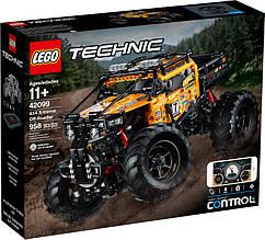 Конструктор LEGO Technic 4x4 X-Treme Off-Roader (42099)