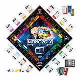 Настольная игра Hasbro Монополия Бонусы без границ - украинская версия, фото 2