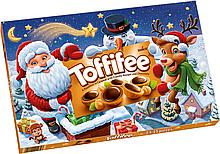 Новогодний набор конфет Toffifee Storck ириски с фундуком, 500 грамм