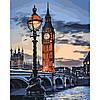 Картины по номерам - Лондон в сумерках (КНО3555)