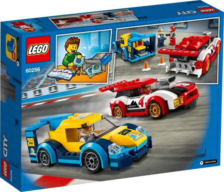 Lego City Гоночные Автомобили