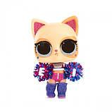 Лялька Лол Сюрприз Серія Спортивна Чірлідінг L. O. L. Surprise! All-Star B. B. s Sports Series 2 Cheer Team, фото 9