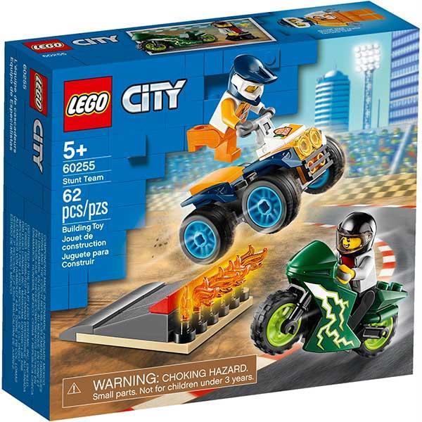 Lego City Команда Каскадёров